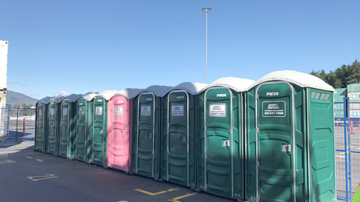 Portable Washroom Services (Porta Potties)