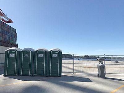 Portable Washroom Rentals