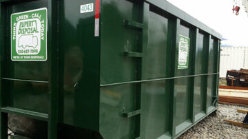 Mini Roll Off Container Rentals