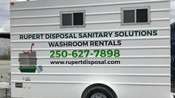 Washroom Trailer Rental (Washcar)